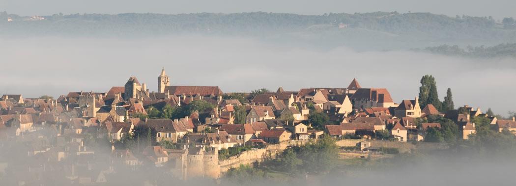 Le patrimoine bâti : les Bastides du Périgord