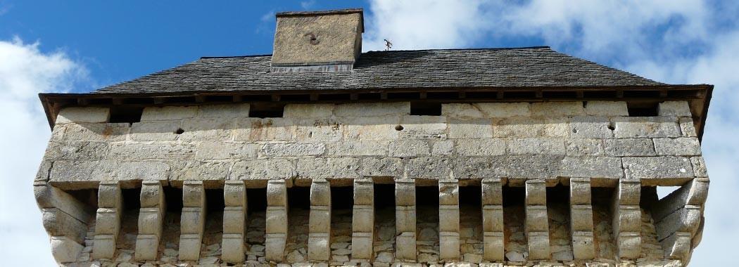 Le patrimoine bâti : les Châteaux du Périgord