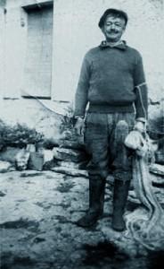 François Guillaume Vitrac, pêcheur d'eau douce