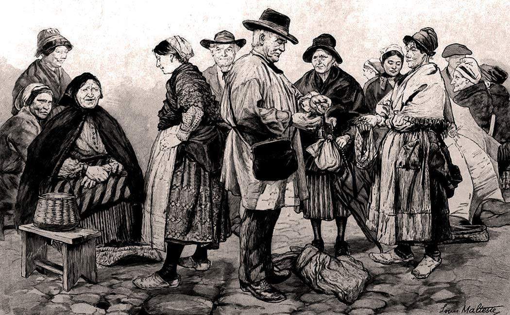 L'histoire de la truffe du Périgord