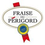Logo officiel de la Fraise du Périgord IGP