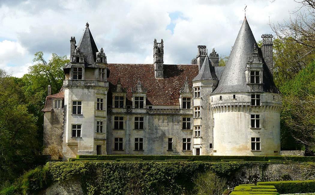 Les Châteaux de style Renaissance en Périgord