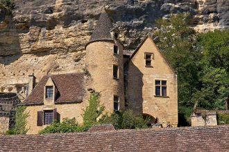 Le manoir de l'humaniste Jean Tarde à La Roque-Gageac